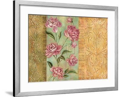 Regency Detail I-Don Tyler-Framed Art Print