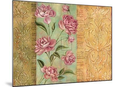 Regency Detail I-Don Tyler-Mounted Art Print