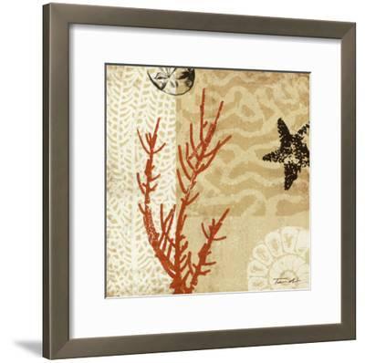 Coral Impressions I-Tandi Venter-Framed Art Print