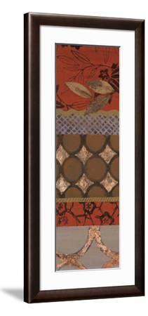Autumn Fusion II-Leslie Bernsen-Framed Art Print