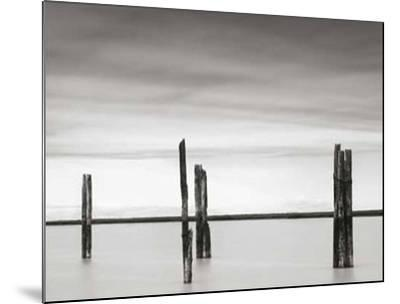 Cluster of Posts II-Lawrence Hislop-Mounted Art Print