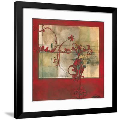 On the Terrace-Patrick Pryor-Framed Art Print