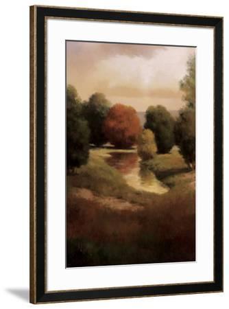 Summer's Passage II-Udell-Framed Art Print