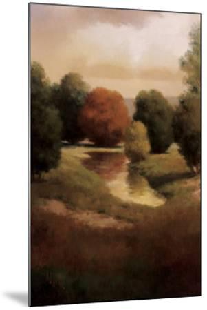 Summer's Passage II-Udell-Mounted Art Print