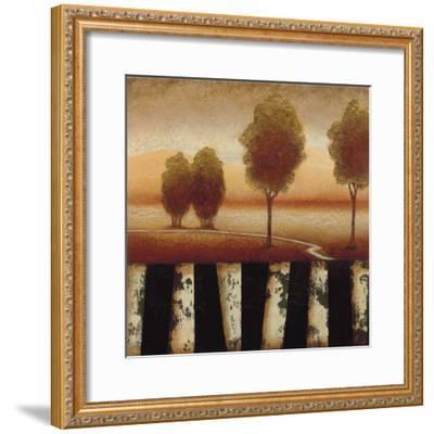 Forest Light II-Susan Osborne-Framed Art Print
