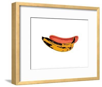 Banana, 1966-Andy Warhol-Framed Art Print