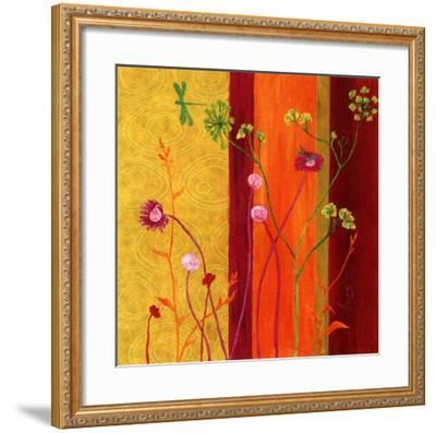 Hymne A la Nature-Anne Fr?min Besombes-Framed Art Print