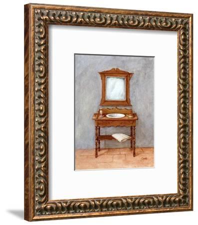 Palanganero III-Conde-Framed Art Print