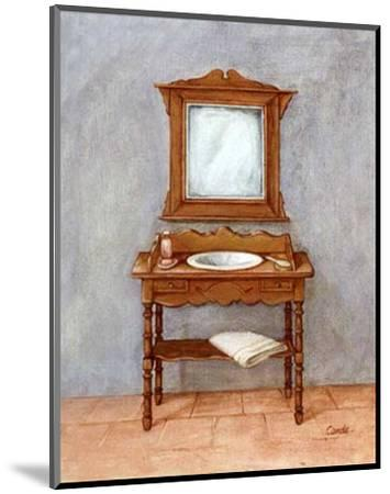 Palanganero III-Conde-Mounted Art Print