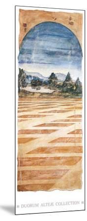 Duorum Altea V--Mounted Art Print