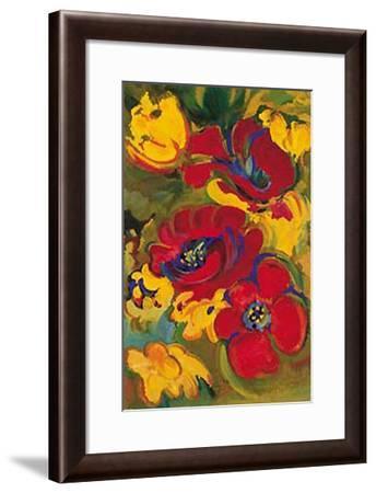 In Full Bloom I-Amadeo Freixas-Framed Art Print
