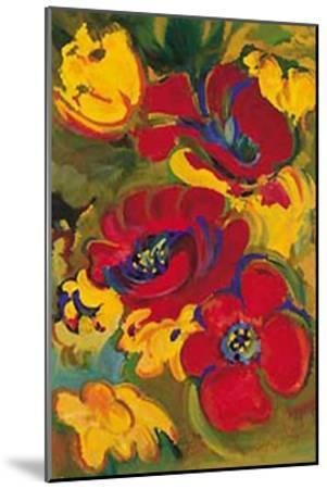 In Full Bloom I-Amadeo Freixas-Mounted Art Print
