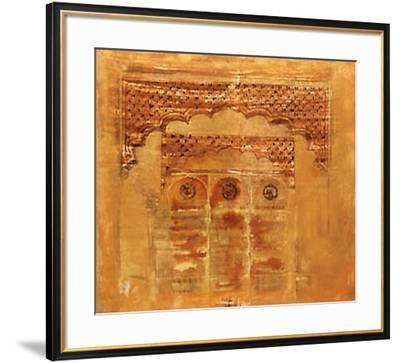 Diwan-Eric Bleicher-Framed Art Print