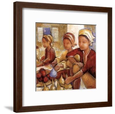 Le Marche II-Mathilde Grimaud-Framed Art Print