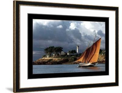 Forban du Bono-Jean-Marie Liot-Framed Art Print