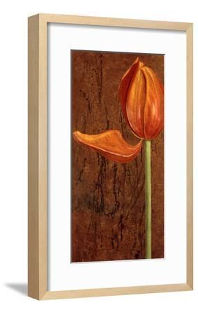 Offrande-Olvia Celest-Framed Art Print