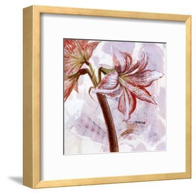 Squirrel-Olvia Celest-Framed Art Print