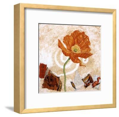 Amarilys-Olvia Celest-Framed Art Print