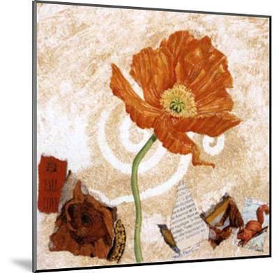Amarilys-Olvia Celest-Mounted Art Print