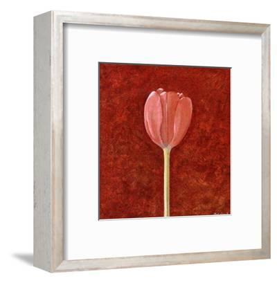 La Tulipe-Olvia Celest-Framed Art Print