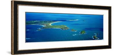 Ile de Houat-Denis Ozouf-Framed Art Print