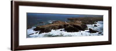 La Pointe des Poulains-Yannick Le Gal-Framed Art Print