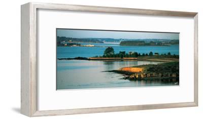 Ile de Boed-Yannick Le Gal-Framed Art Print