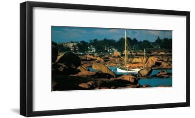 Ploumanac'h-Yannick Le Gal-Framed Art Print