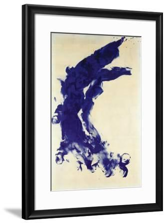 Anthropometrie (ANT 130), 1960-Yves Klein-Framed Art Print