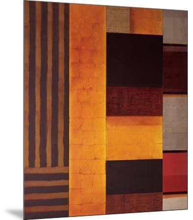 Court of the Crimson King-Steve Joy-Mounted Art Print