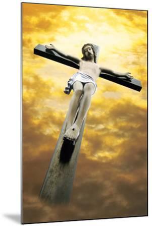Jesus--Mounted Art Print