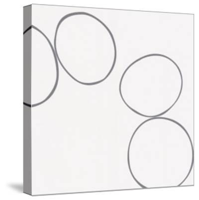 Stone II-Denise Duplock-Stretched Canvas Print