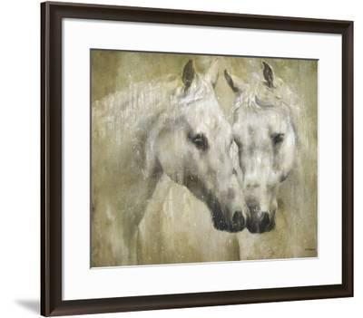 Rain-Jill O'Flannery-Framed Art Print