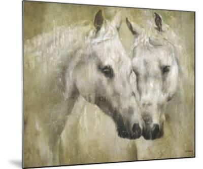 Rain-Jill O'Flannery-Mounted Art Print