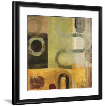 Conference I-Kannon-Framed Art Print