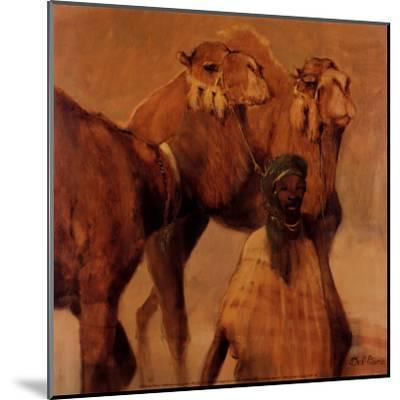 Al Bahrein-Isabelle Del Piano-Mounted Art Print