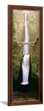 Waterfalls--Framed Premium Giclee Print