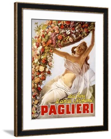 Paglieri-Gino Boccasile-Framed Giclee Print