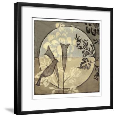 Bird Sanctuary III-Jennifer Goldberger-Framed Limited Edition