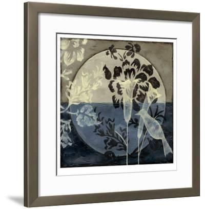Bird Sanctuary IV-Jennifer Goldberger-Framed Limited Edition
