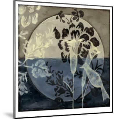 Bird Sanctuary IV-Jennifer Goldberger-Mounted Limited Edition
