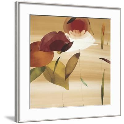Floral Inspiration II-Lola Abellan-Framed Art Print