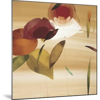 Floral Inspiration II-Lola Abellan-Mounted Art Print