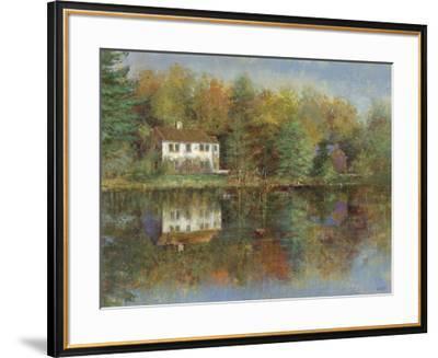Autumn Charm-Michael Longo-Framed Art Print