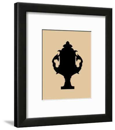 Solo Urn II--Framed Art Print