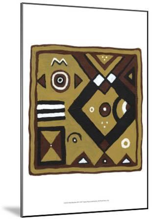 Tribal Rhythms III-Virginia A^ Roper-Mounted Art Print
