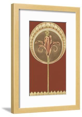 Fleur d' Epice II-Erica J^ Vess-Framed Art Print