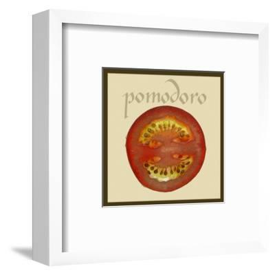 Italian Vegetable II--Framed Art Print