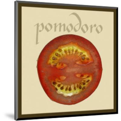 Italian Vegetable II--Mounted Art Print