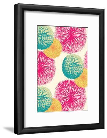 Celebration I--Framed Art Print